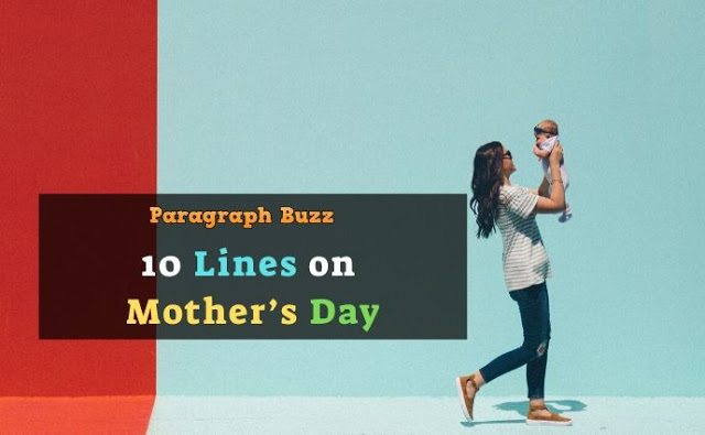 10 Lines on Mother's Day