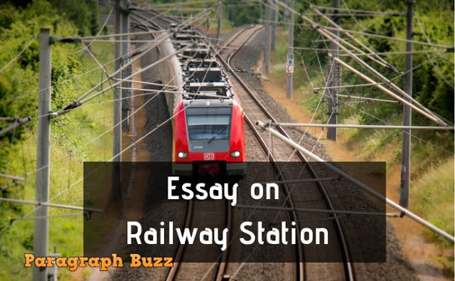 Essay on Railway Station