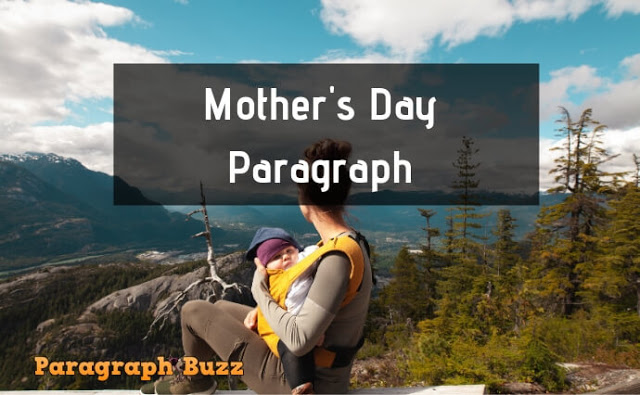 Mother's Day Paragraph