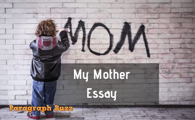Essay on My Mother - 500 Words