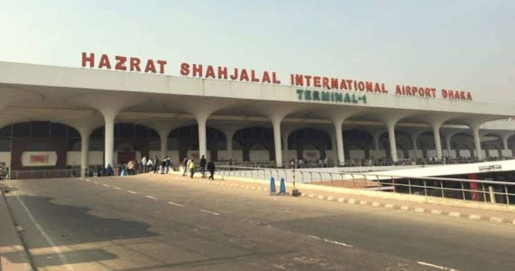Short Paragraph on Dhaka International Airport in 200 Words