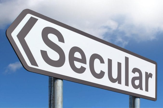 Short Paragraph on Secularism