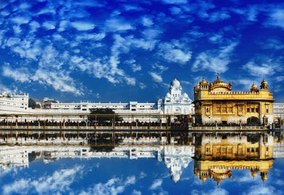 10 Lines on Golden Temple in English