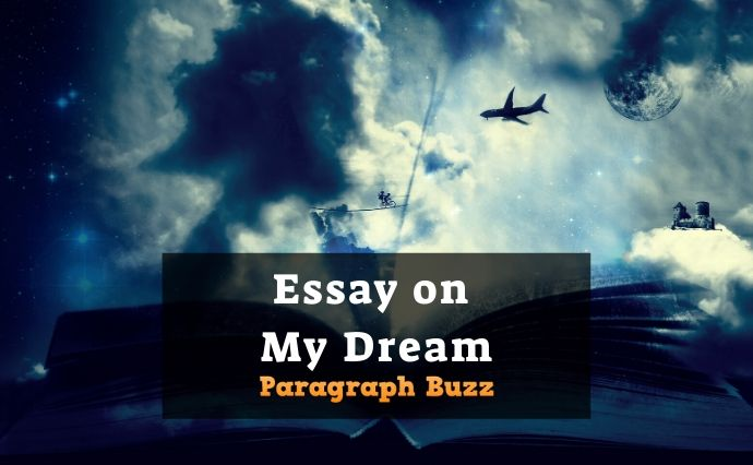 essay on my dream