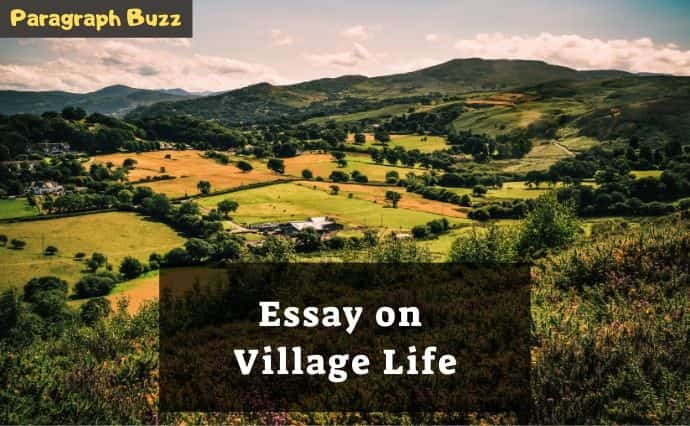 Essay on Village Life